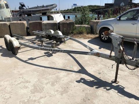 We Sell Trailers - Boat Scrapyard