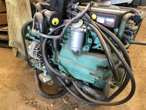 We Sell Engines - Boat Scrapyard