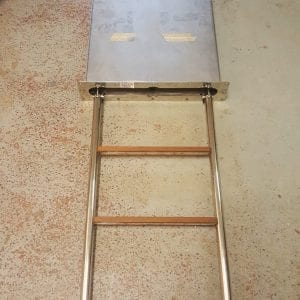 Letterbox Boarding Ladder