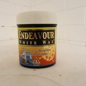 Endeavour White Wax