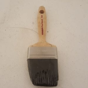 Anza Perfect 75mm Flat Brush