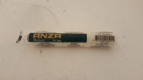 Brand New Anza Mohair Mini Paint Roller