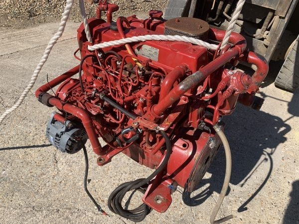 Used Ford 1.8XLD Marine Engine