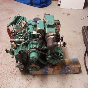 Volvo Penta MD2010A Inboard Boat Engine