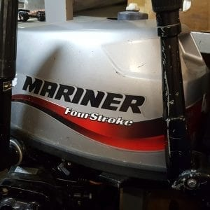 Mariner 4hp Sailmate Four Stroke Long Shaft