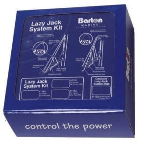 Barton Marine Lazy Jack Kit For Vessels up to 12m (40ft)