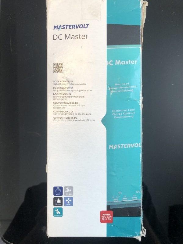 Mastervolt DC DC converter box