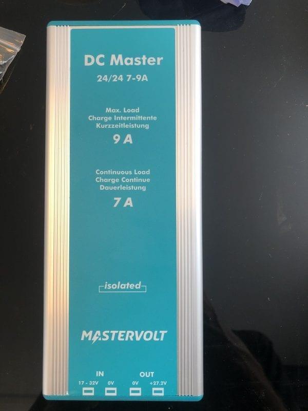 Mastervolt DC DC converter product