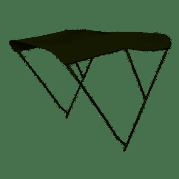 Osculati 3 arc foldable bimini stock
