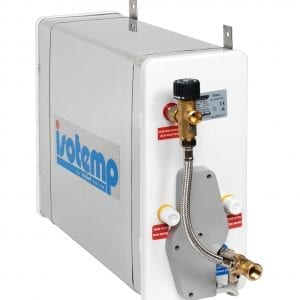 Isotemp Slim Water Heater Square 16 litre