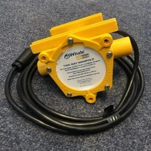 whale 2 way manifold product
