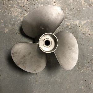3 blade 16.5 x 36 propeller