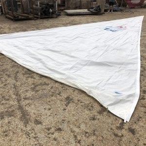Hood - Genoa 'H3114' - Luff 11.5m, Leech 10.6m, Foot 5.8m Full View