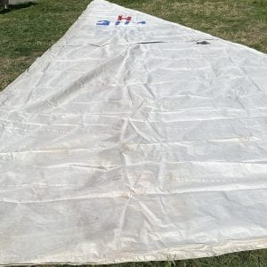 Horizon Genoa or Mainsail - Luff 11.6m, Leech 10.6m, Foot 5m Full View