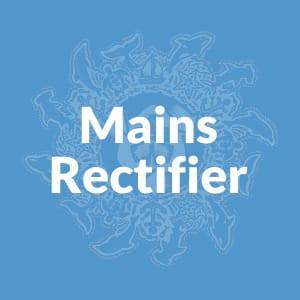 Mains rectifier