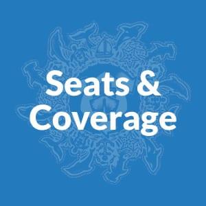 Seats & Coverage