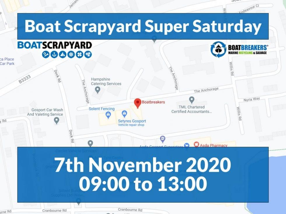 super saturday opening 7 november 2020
