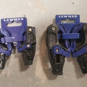 Large and Small C-Snap Lewmar