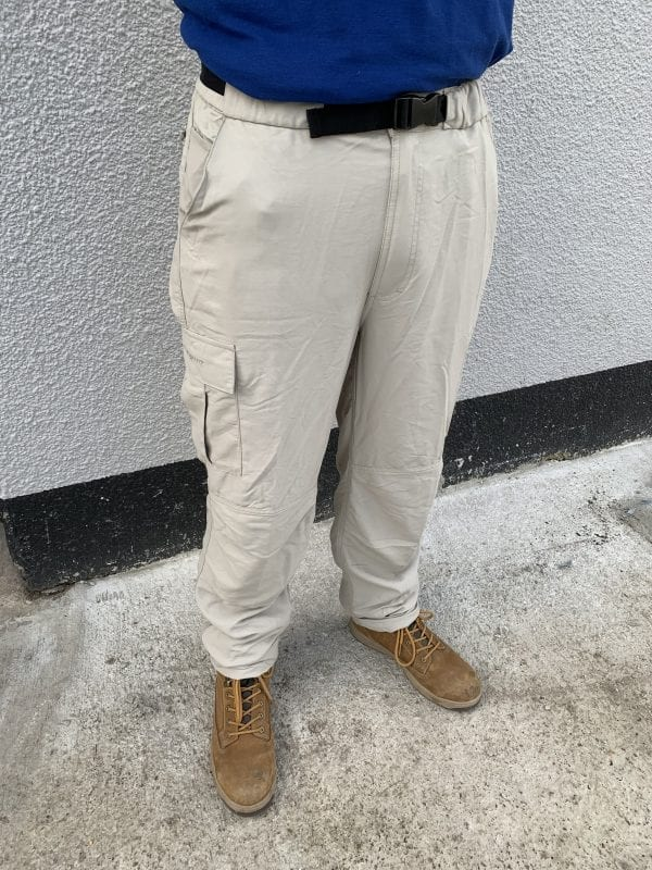 fast and dry cordura sand side