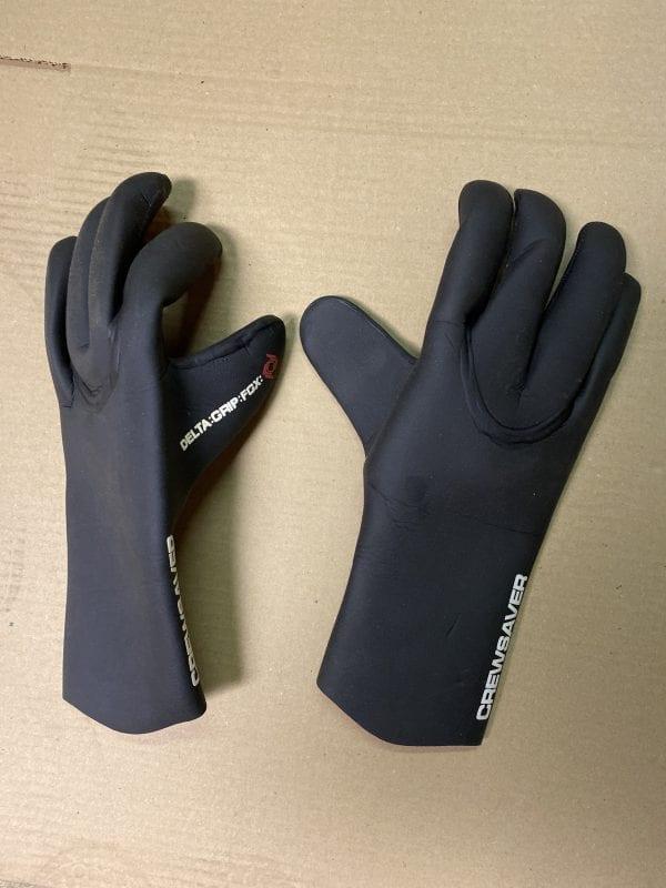 Crewsaver Delta Grip Plus Neoprene gloves Top