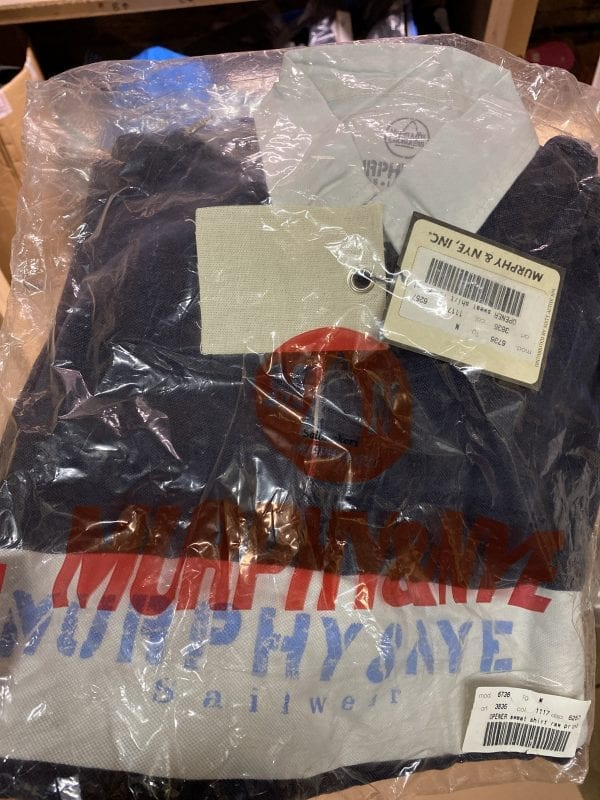 Murphy & Nye, Inc. opener sweat shirt