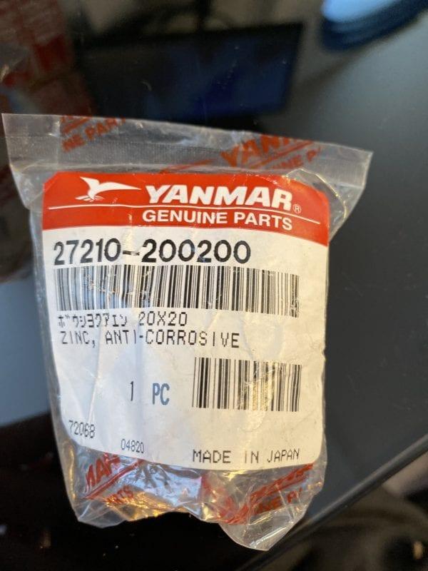 Yanmar packet