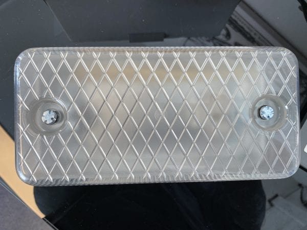 Outdoor Bulkhead Light Fitting Top