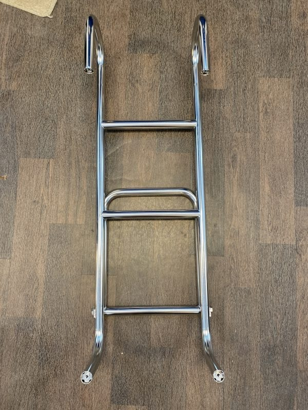 Stainless Steel Ladder Back
