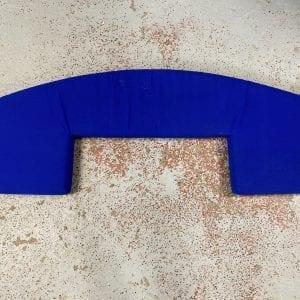Blue Interior cushion
