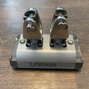Lewmar Double Upstand
