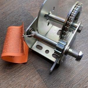 DL900A Pulling winch