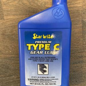 Starbrite Premium Type C Gear Lube 950ml