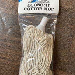 Economy cotton mop head