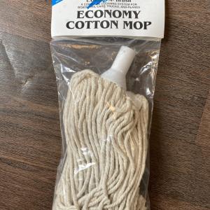 Starbrite Economy Cotton Mop Head