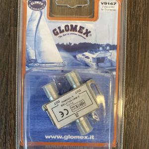 Glomex V9147 2-Way Splitter For TV Antennas