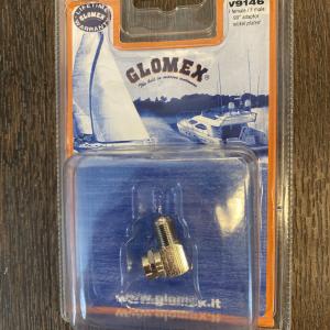 Glomex V9146 Female/Male 90° Adaptor